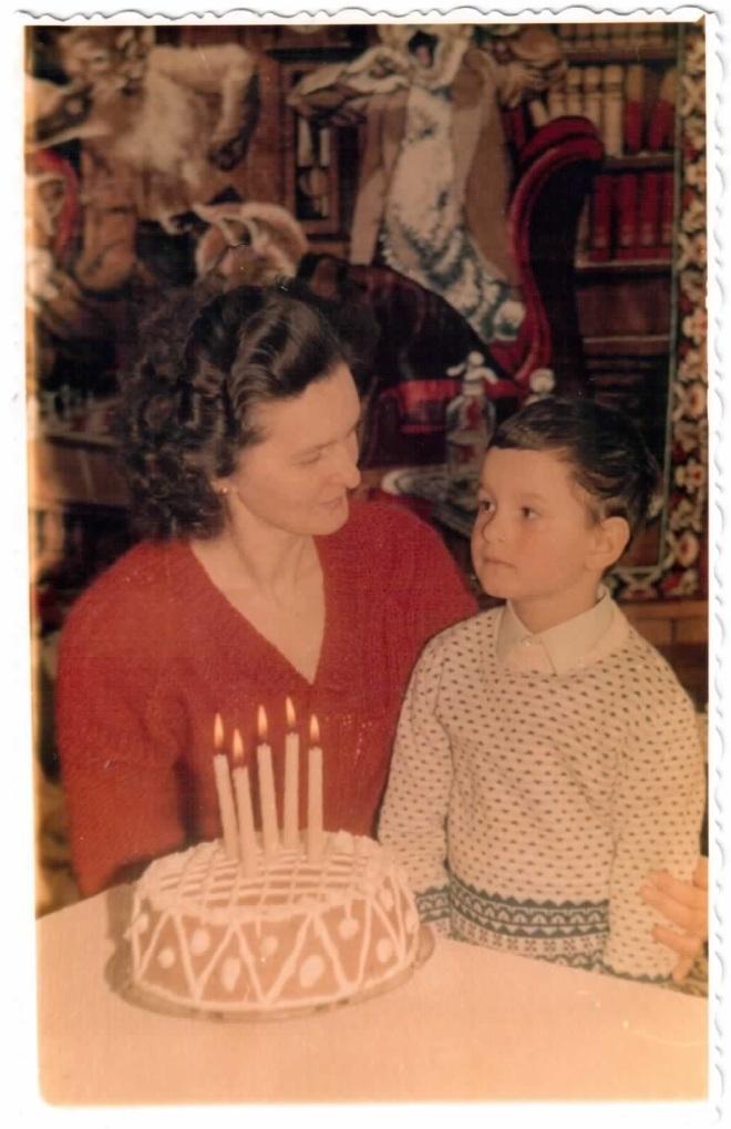 eu cu mamma